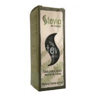 Edulcorante Líquido Natural a base de Extracto de Stevia