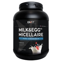 Milk & Egg 95 Micellaire Fruits Rouges