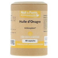 Huile d'Onagre - Gamme Eco
