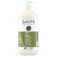 Bio Shampoo zur Reparatur von Oliven und Ginkgo