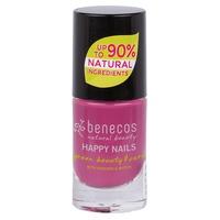 Malinowy różowy lakier do paznokci (My secret)