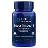 Super Omega-3 EPA/DHA W/Sesame Lignans&Olive
