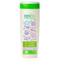 Gel de Ducha y Champú para Bebé 250 ml de Neobio