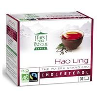 Post-Fermentative Tea - Hao Ling Bio - Cholesterol - Digestion