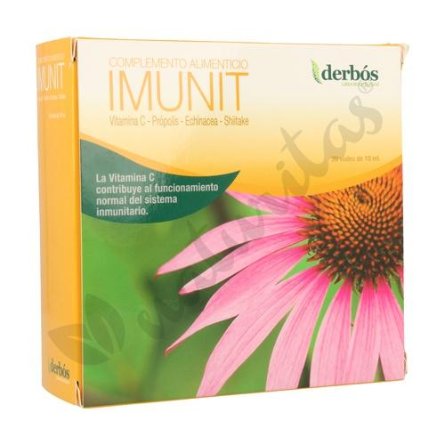 Imunit 20 ampollas de Derbos
