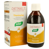Thermofat Syrup Burns Dietabelt