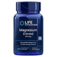 Magnesio (Citrato) 160 mg