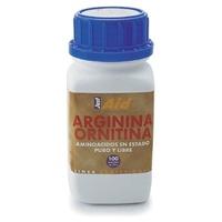 Arginina con Ornitina (Aminoácidos) 100 comprimidos de Just Aid