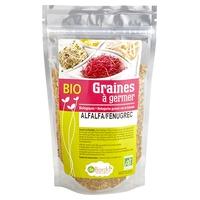 Seed mixture - Alfalfa / Fenugreek ORGANIC