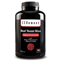 Concentrated Red Rice Yeast and CoQ10