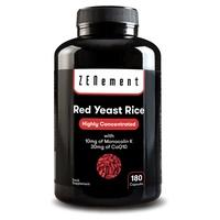 Levure de riz rouge concentrée et CoQ10