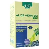 Aloe vera juice + forte mirtilo pocket drink