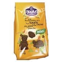Jungle Cocoa Cookies (Gluten Free)