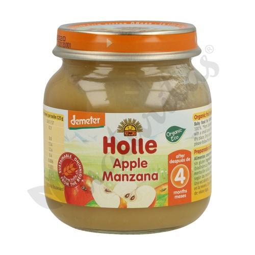 Mini Potito de Manzana 100% 125 gr de Holle