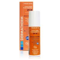 Crema fluida alta protección SPF 30+ Bio