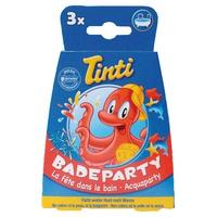 Fiesta en el Baño: 1 Color de Baño + 1 Baño Burbujas + 1 Confetis de Baño