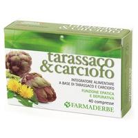 TARASSACO / CARCIOFO 60CPS