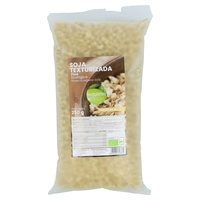 Organic fine textured soy