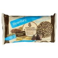 Tortitas Semillas y Cereales Choco Negro