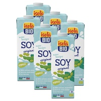 Organic soy drink