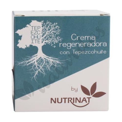 Crema Regeneradora con Tepezcohuite