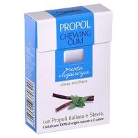 Chewing Gum Propoli Menta Liquirizia