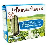 Tartines craquantes Bio Sarrasin sans sel ni sucres