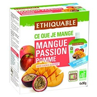 Bebida de Mango, Manzana y Maracuya Bio