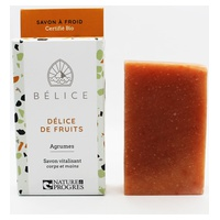 Organic SAF solid soap - Fruit delight