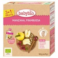 Bolsita Manzana Frambuesa Bio