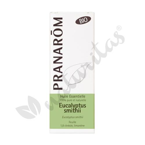 Eucalipto Smithii Hoja Aceite Esencial Bio 10 ml de Pranarom