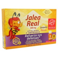 Royal Jelly Kids Vitality and Defenses