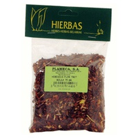 Hierba Hibiscus Flor Triturada