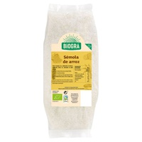 Organic Rice Semolina