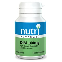 D.I.M. 100mg 30 cápsulas de Nutri-Advanced