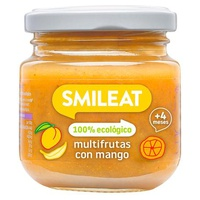 Multifruit jar with organic mango