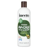 Odżywczy szampon z awokado do włosów zniszczonych lub zniszczonych