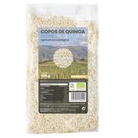 Flocos de quinoa biológicos