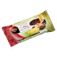 Tortas de Maíz y Chocolate Negro Sin Gluten